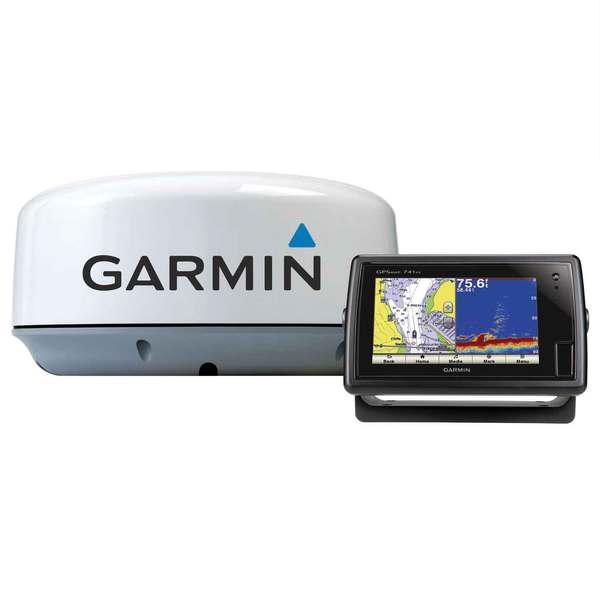 Garmin GPSMAP 741xs / GMR 18HD Radar Value Pack