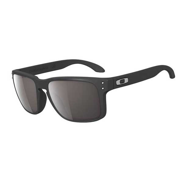 Oakley Holbrook Sunglasses, Matte Black/gray Frames with Warm Gray Lenses Sale $120.00 SKU: 14266720 ID# OO9102-01 UPC# 700285385167 :