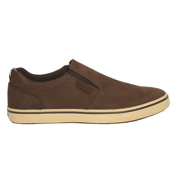 Xtratuf Men's Sharkbyte Slip-On Shoes Brown Sale $55.99 SKU: 14270904 ID# 14270904 UPC# 86189020206 :