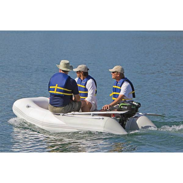 West Marine Pru 3 Performance Roll Up Inflatable Boat