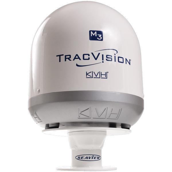 Seaview 5 Vertical Modular Radar Antenna Mount