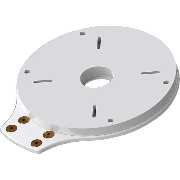 Seaview Modular Top Plate for KVH M1/M2/M3, Intellian i1/i2/i3, Raymarine 33/37STV