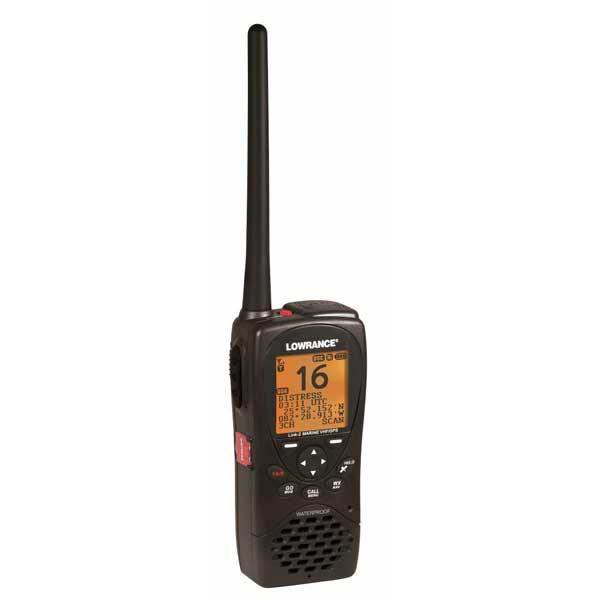 Lowrance Link-2 Floating Dsc Handheld Vhf/gps