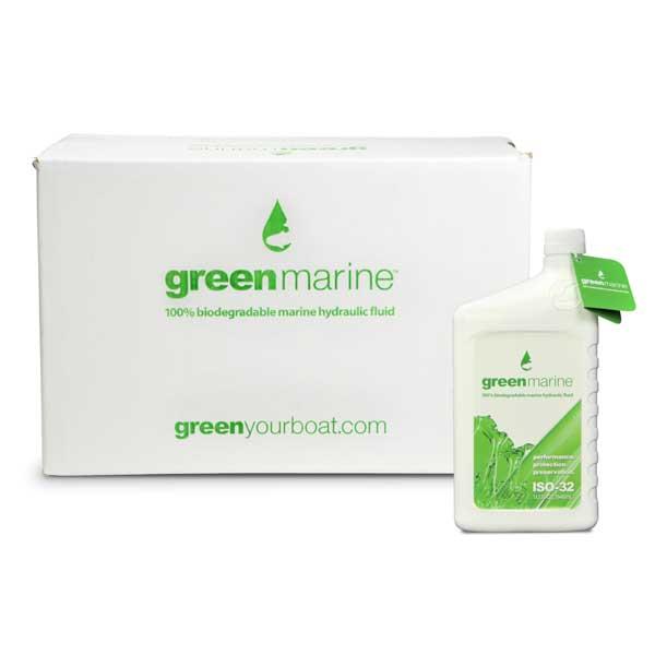 Power-pole Green Marine iso32 Hydraulic Fluid, Qt. Sale $12.99 SKU: 14275143 ID# GM-ISO32-QT-F UPC# 188305000489 :