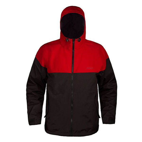 Grundens Men's Fish On Hooded Jacket, Red, 5XL Sale $189.99 SKU: 14275721 ID# FO100R5XL UPC# 7332525052046 :