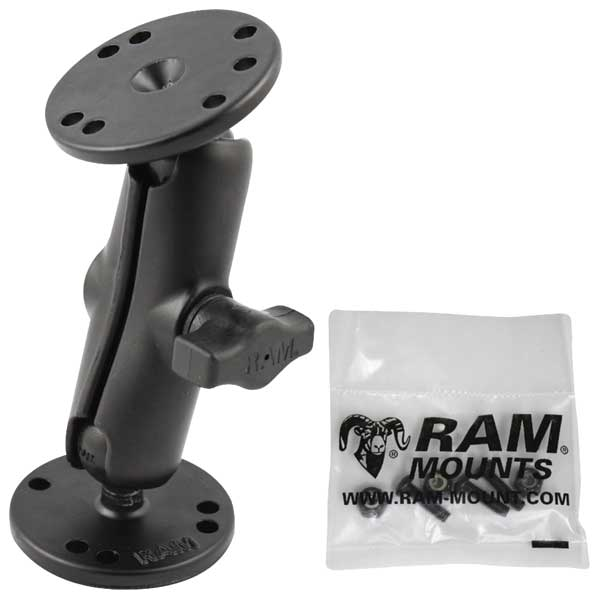 Ram Mounts Garmin echo 100/150/300C Mount Kit Sale $25.99 SKU: 14292577 ID# RAM-B-101-G4 UPC# 793442933219 :