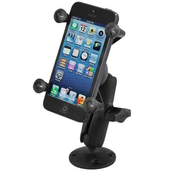 Ram Mounts Univ. Xgrip Smartphone Flat Surface Mt. Sale $39.99 SKU: 14292668 ID# RAM-B-138-UN7 UPC# 793442937668 :
