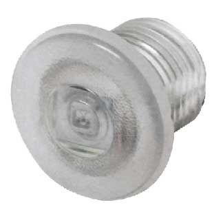 Lumitec Lighting White Newt Livewell Light