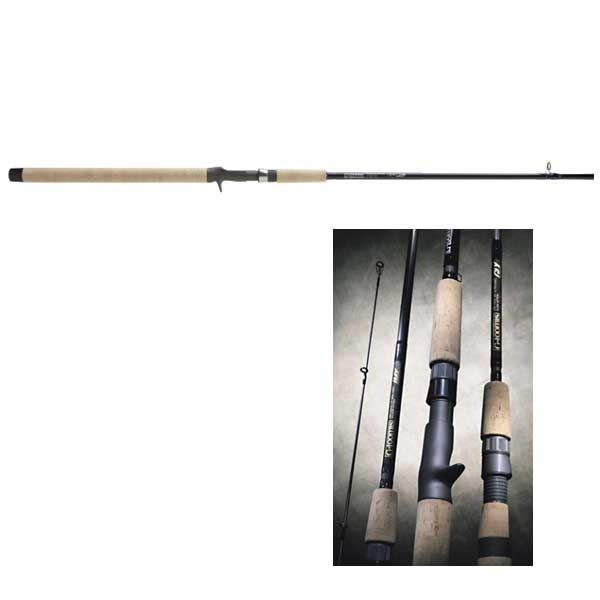 Gloomis Classic Hot Shot GL2 Conventional Casting Rod, Magnum Heavy Power, 15-30lb. Line Class, 8'6