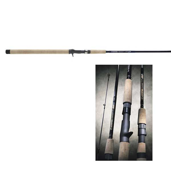 Gloomis Classic Steelhead STR1265CGL2 Conventional Rod, Medium Heavy Power, 10-20lb. Line Class, 10'6