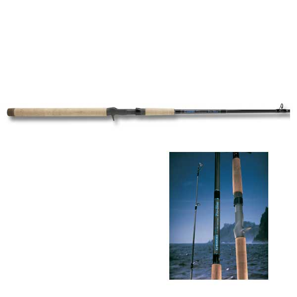 Gloomis Pro Blue Stand-up Conventional Rod, Heavy Power, 15-30lb. Line Class, 7'