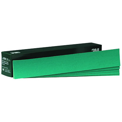 3M 36E Green Corps Stikit Production Sheet Sandpaper