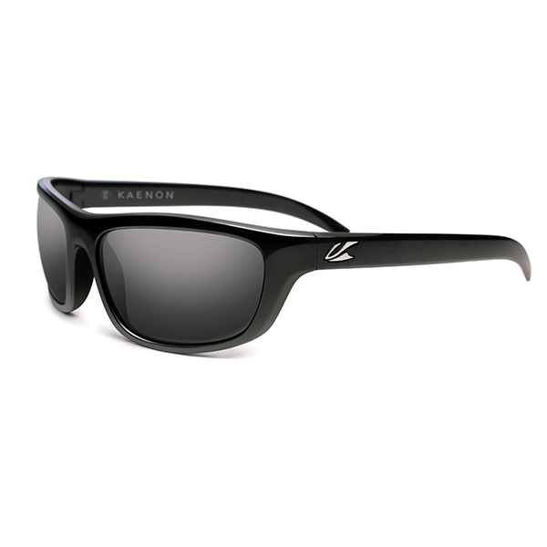 Kaenon Polarized Hutch Sunglasses, Black Sale $179.00 SKU: 14310189 ID# 025-01-G12 UPC# 838775005421 :