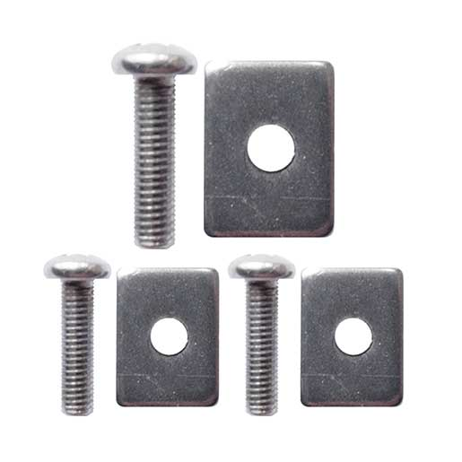 Fin Screw Set for Stand-Up Paddleboard (3 set pack)