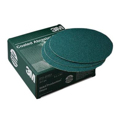 3M Green Prod Disc (GFC) - 8, 24E-Grit, 20 Pk