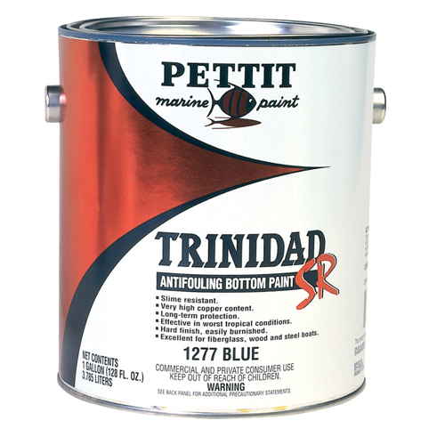 Pettit Paints Trinidad SR, Black, Gallon