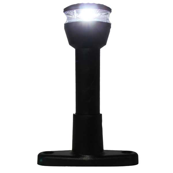Aqua Signal Series 30 LED All/Round Pedestal Navigation Light Sale $122.99 SKU: 14365696 ID# 30040-7 UPC# 54628300400 :