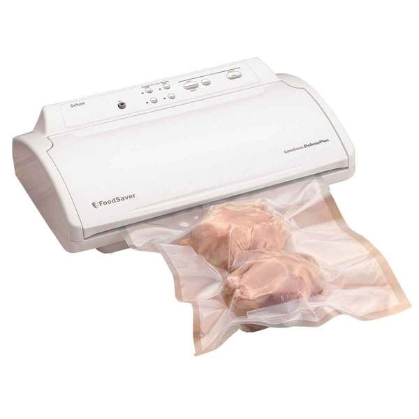 Food Saver FoodSaver GameSaver Deluxe