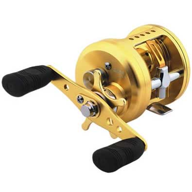 Daiwa Coventional Reel, H/MH,5 CRBB+1RB, 5.1:1GR, 11.1oz.,0 lb./yds, 11.0 Max Drag