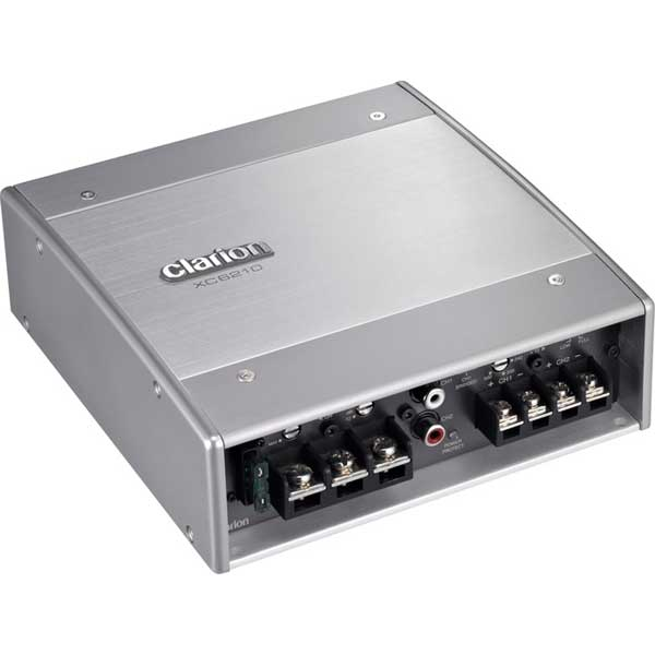 Marine 2-Channel Power Amplifier