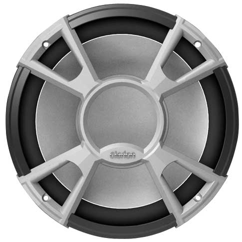 Clarion 10 Marine Subwoofer, Gray