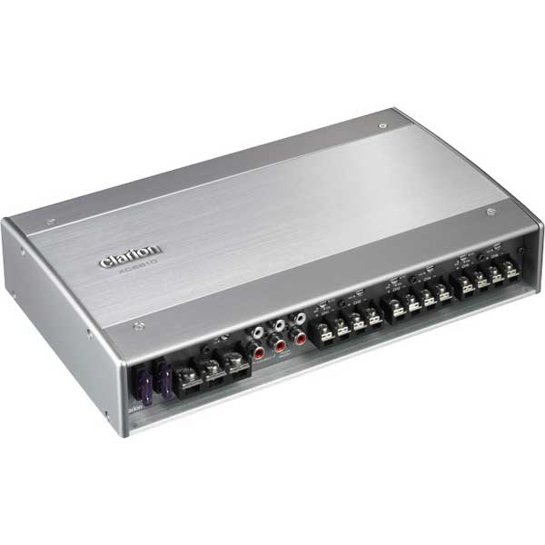 6-Channel Marine Class D Amplifier