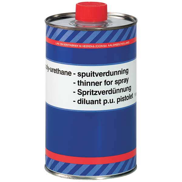 Spraying Thinner1000Ml