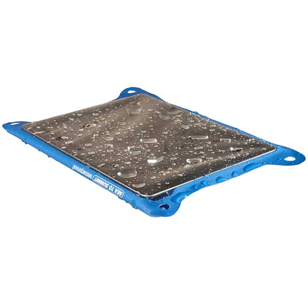 Sea To Summit TPU Guide Waterproof Case for iPad, Blue