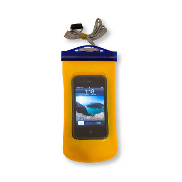 Seattle Sports E-Merse Large Dry Padded Cell Phone Case, Yellow Sale $15.99 SKU: 14384671 ID# 42226 UPC# 780292422260 :