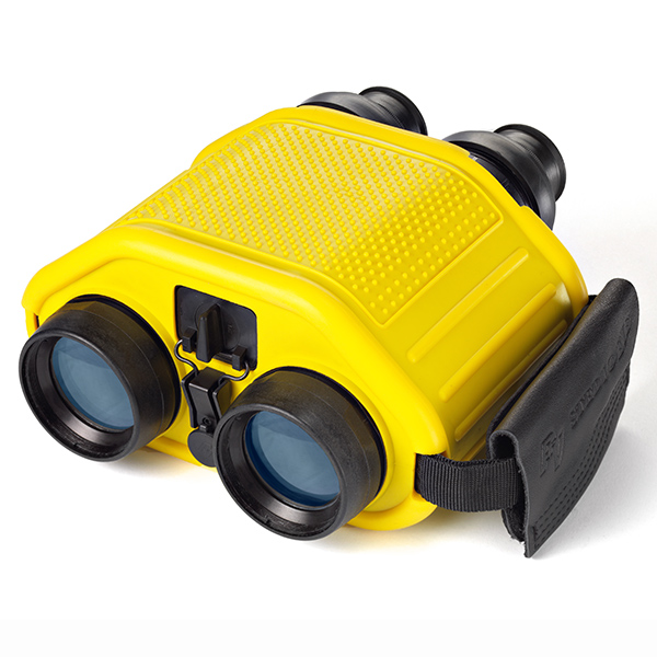 Stedi-Eye Mariner Binoculars with Pouch and Yellow Case