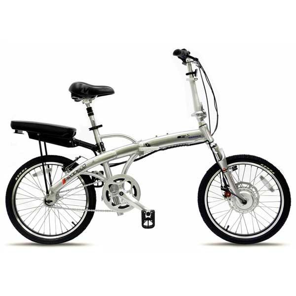 Prodeco Technologies Mariner 2013 E-bike; 38v; 250w; 6ah