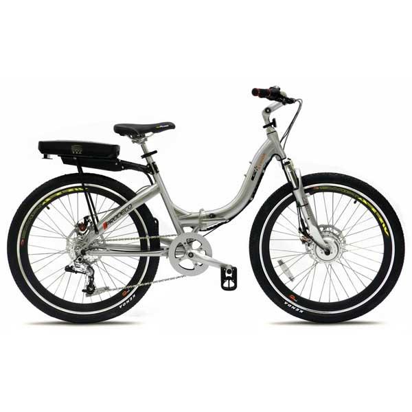 Prodeco Technologies Stride 2013 e-Bike, 8Spd, 36V, 250W, 6Ah Sale $1199.99 SKU: 14466510 ID# PT3.SI.36.250.6 UPC# 853788003882 :
