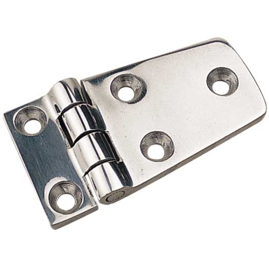Sea-dog Stainless Steel Short Side Door Hinge, 1 1/2 x 2 7/8,#10 Fastener Sale $9.99 SKU: 14473433 ID# 205320 UPC# 35514205290 :