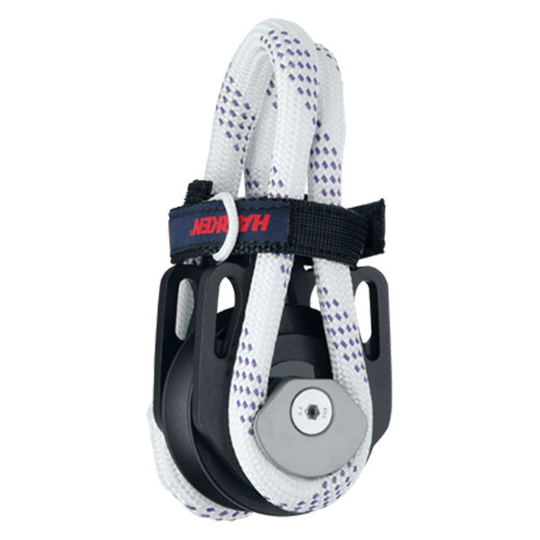 Harken 75mm Aluminum High-Load Loop Block Sale $1275.56 SKU: 14473680 ID# HC8910 UPC# 97653209546 :