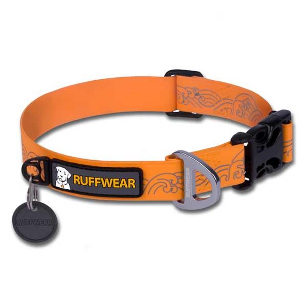 Ruffwear Headwater Dog Collar, Medium, Orange Sale $29.95 SKU: 14474126 ID# 25401-835M UPC# 748960643430 :
