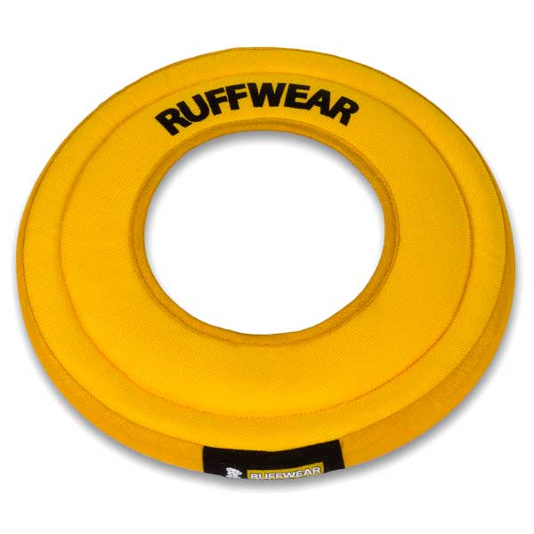 Ruffwear Hydro Plane Floating Soft Foam Disc, Yellow Sale $24.95 SKU: 14474217 ID# 6015-755L1 UPC# 748960315207 :