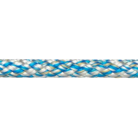 Fse Robline Dinghy Star Double Braid, Breaking Strength 3,630, Dia. 6mm, (Sold by Foot)