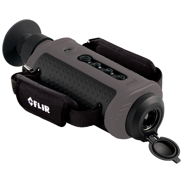 FLIR First Mate II HM-224 Pro Handheld Thermal Night Vision Camera