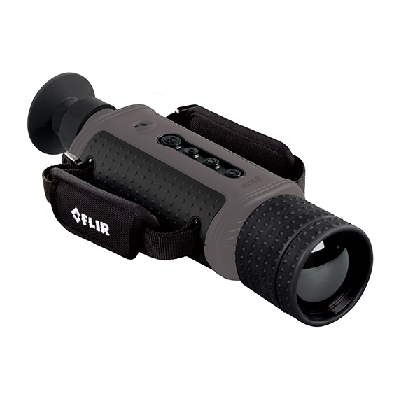 FLIR First Mate II HM-307XP+ Handheld Thermal Night Vision Camera