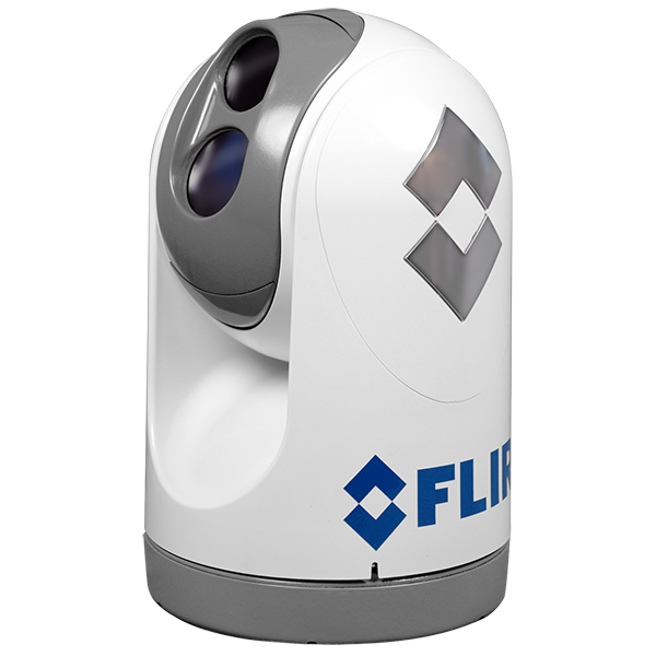 FLIR M-618CS Gyro-Stabilized Premium Multi-Sensor Maritime Thermal Night Vision System