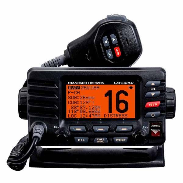 Standard Horizon GX1600 Compact VHF, Black Sale $169.99 SKU: 14533442 ID# GX1600 BLK UPC# 788026134465 :
