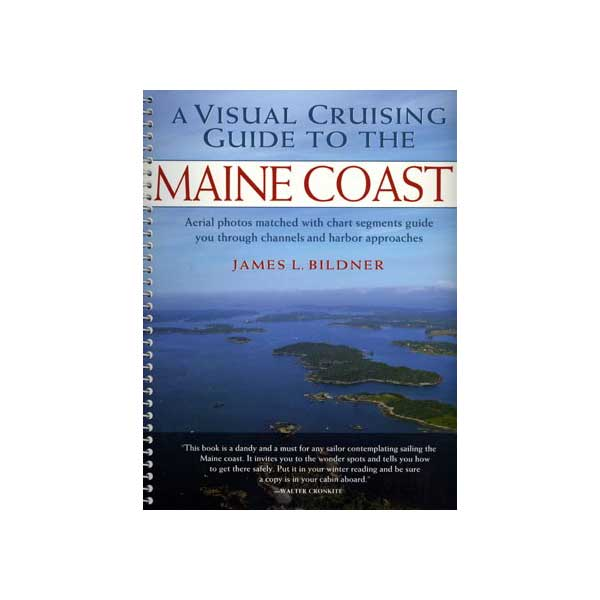 Paradise Cay Visual Cruising Guide to the Maine Coast Sale $39.95 SKU: 14541874 ID# INT105 UPC# 9780071453288 :