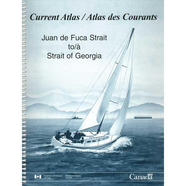 Paradise Cay Current Atlas Sale $29.99 SKU: 1455138 ID# CAN007 UPC# 9780660523804 :