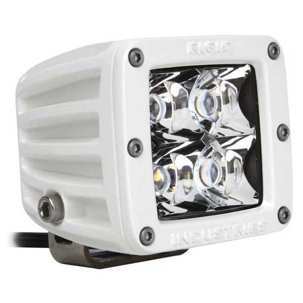Rigid Industries M-Series Dually Spot Lens, 1568 Lumen, 484 yard max. distance; 49,000 Candlepower, 20 Watts