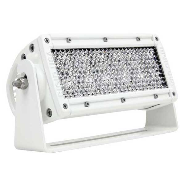 Rigid Industries M-Series 6 LED Deck Light with 60 Degree Lens
