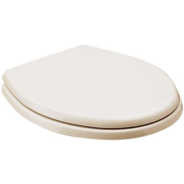 Dometic Seat and Lid, Bone