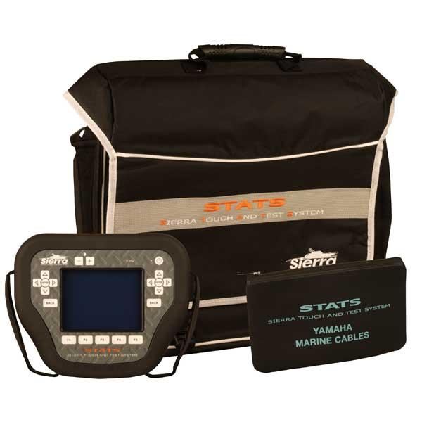 Sierra STATS Diagnostic System Complete Kit For:Yamaha Sale $3199.99 SKU: 14606396 ID# 18-SD108 UPC# 808282304904 :