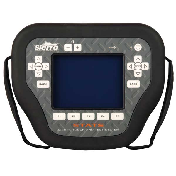 Sierra STATS Tester (Console only) Sale $1929.99 SKU: 14606420 ID# 18-ADA500 UPC# 808282305116 :