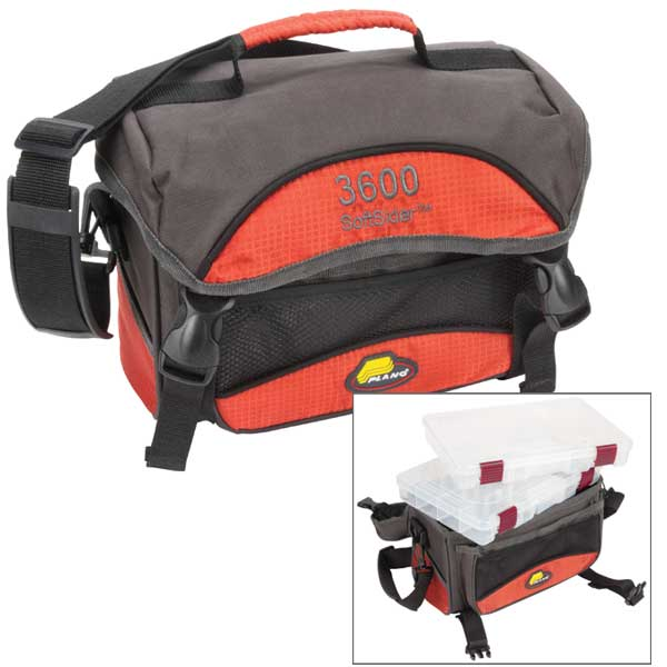 Plano 3600 Softsider Tacklebag Sale $26.99 SKU: 14609135 ID# 446300 UPC# 24099044639 :