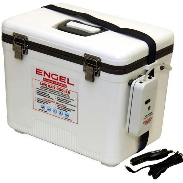 Engel Live Bait Cooler, 13qts.